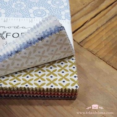 Charm Pack Oxford by sweetwater