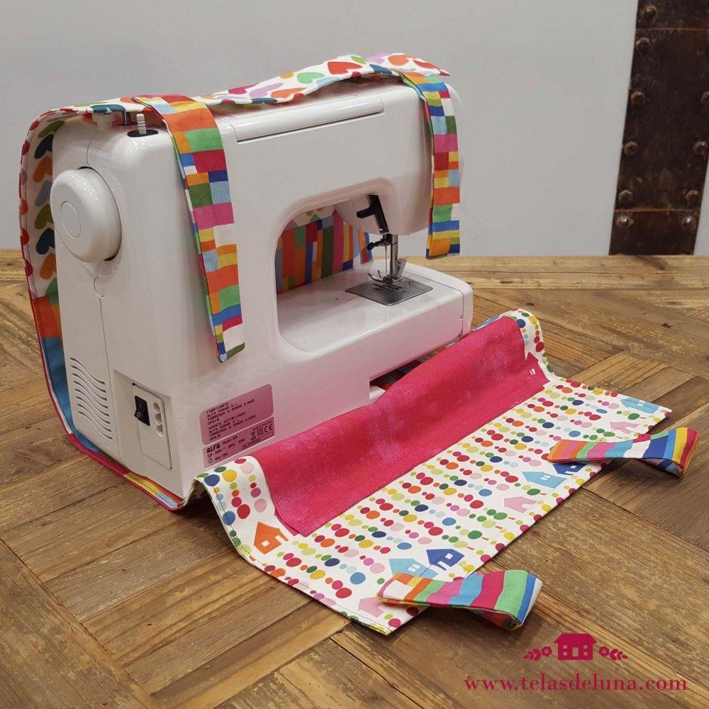 patron funda maquina de coser