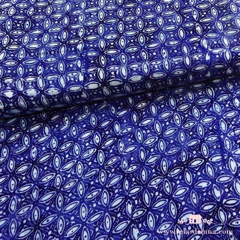 Viscosa batik petalos
