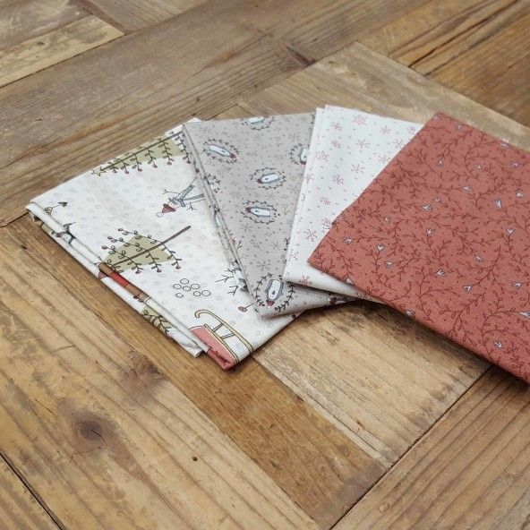 Fat quarter anni downs