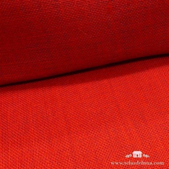 Tela saco rojo