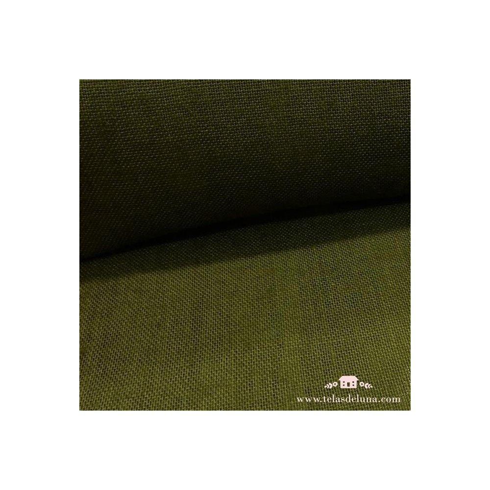 Tela saco verde oscuro