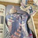Quilts y labores del taller de Tilda