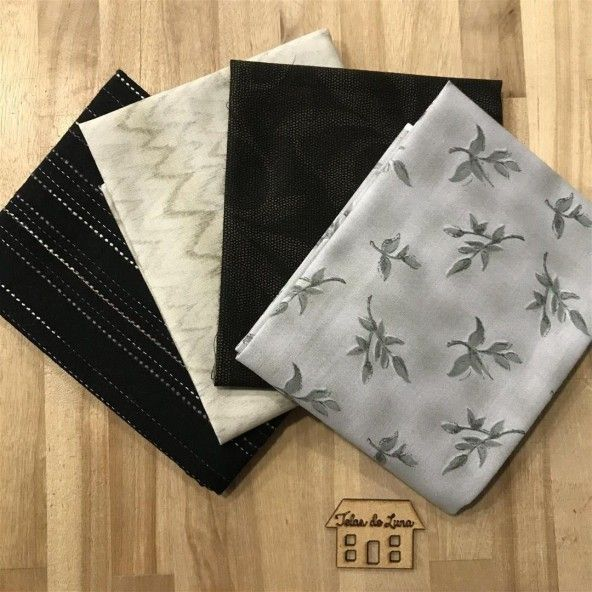 Fat quarter ramilletes silvestres