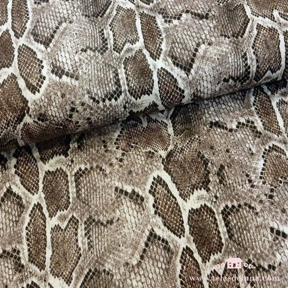 Tela piel cocodrilo