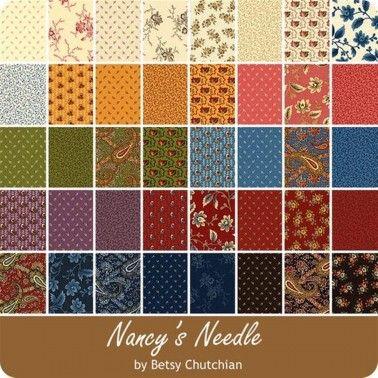 Mini Charm Nancys Needle