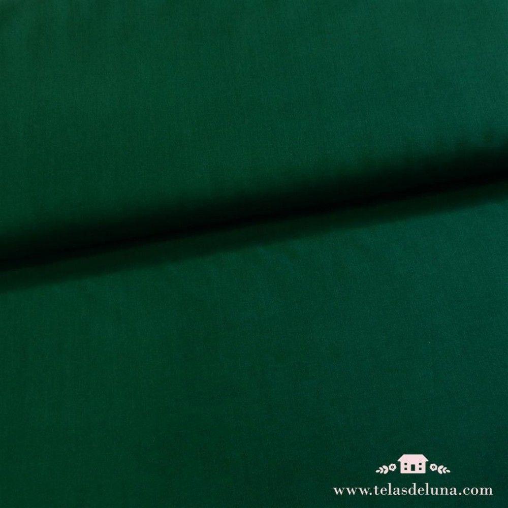 Tela Gutermann verde lisa