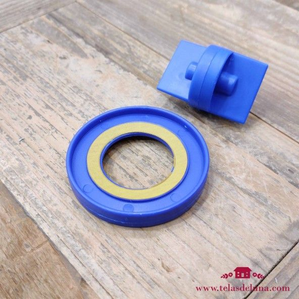 Afilador doble para cuchillas circulares 45 mm