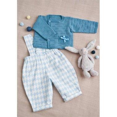 Baby Book - Libro ropa bebé con ganchillo