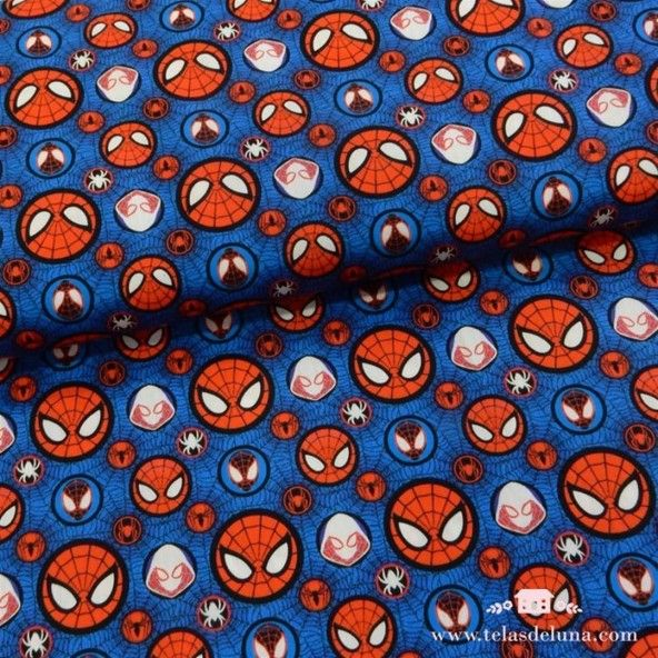 Tela spiderman