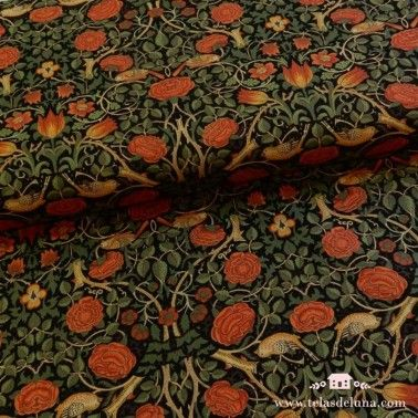 Tela Strawberry Thief - William Morris
