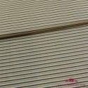 Tela hidrófuga y antibacteriana cebras
