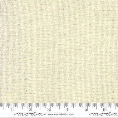 Loneta - French Sashiko blanco roto