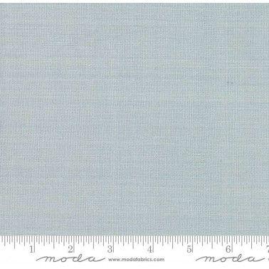 Loneta - French Sashiko gris azulado