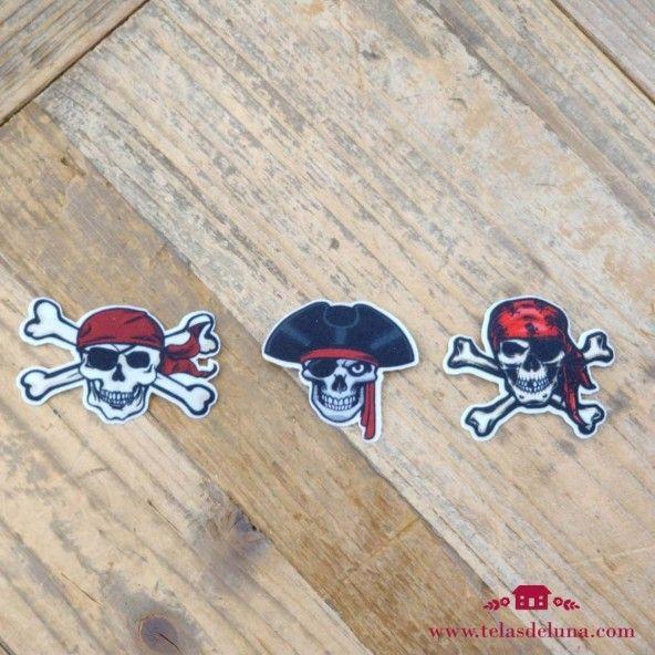 Piratas para mascarillas