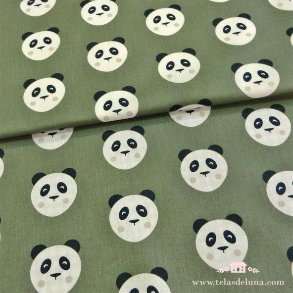 Tela oso panda