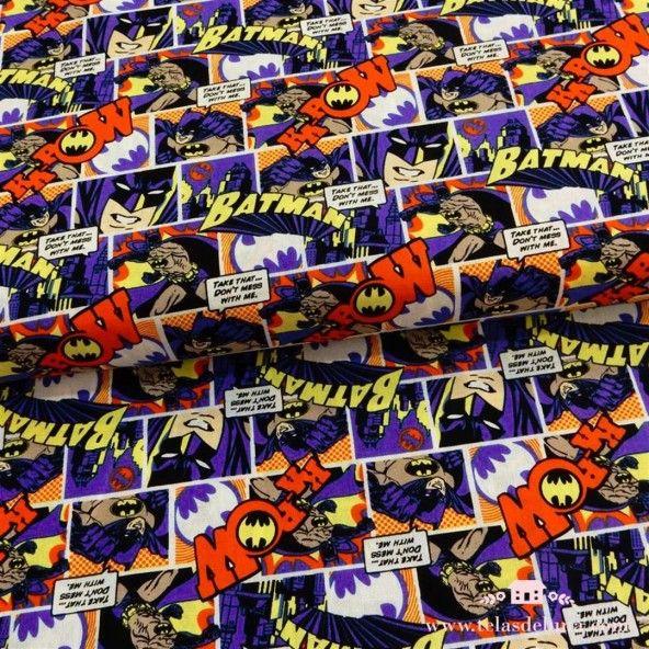 Tela Batman comic
