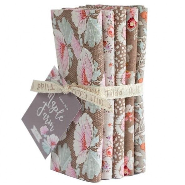 Fat Quarter Tilda Maple Farm II