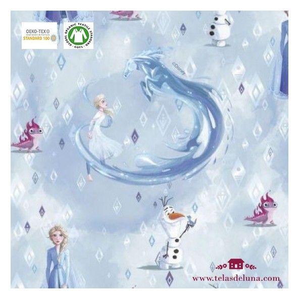 Tela Frozen Elsa 150 cm