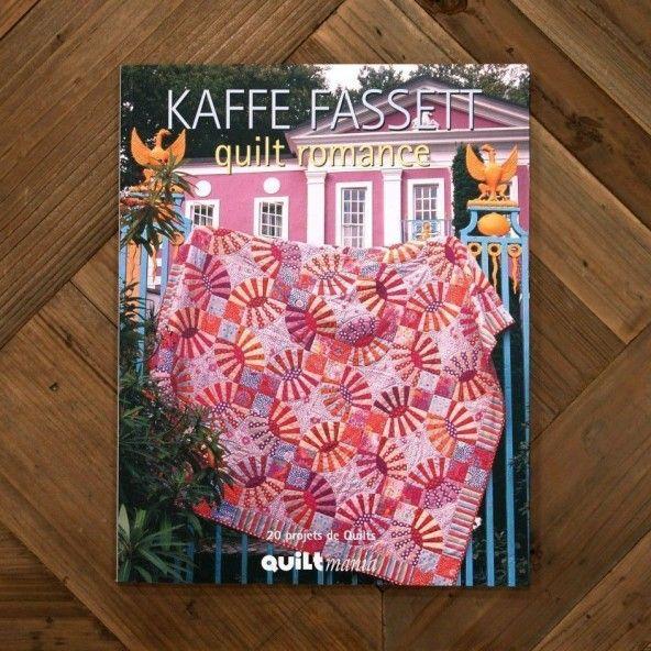Kaffe Fassett. Quilt romance