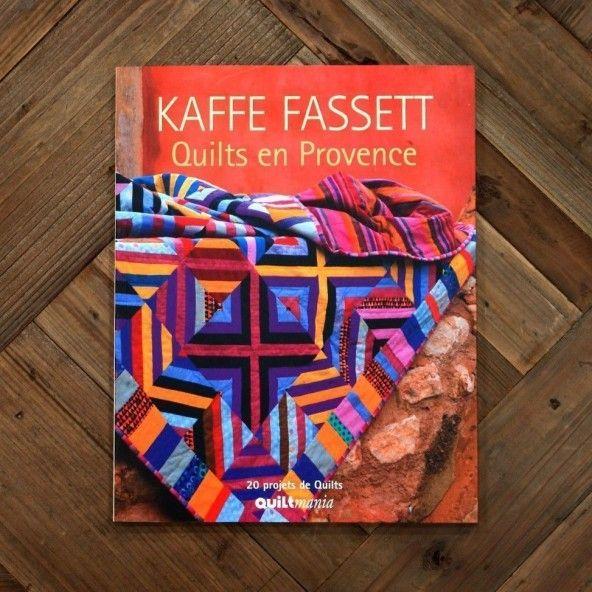 Kaffe Fassett. Quilts en Provence