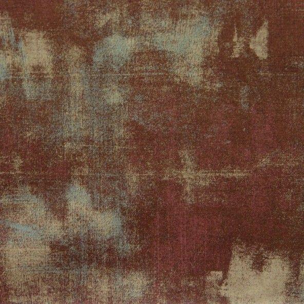 Tela vintage marrón