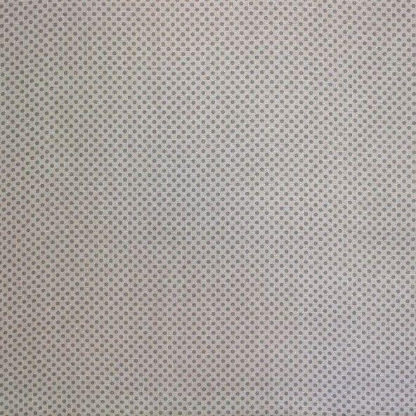 Tela de lino beige topo gris