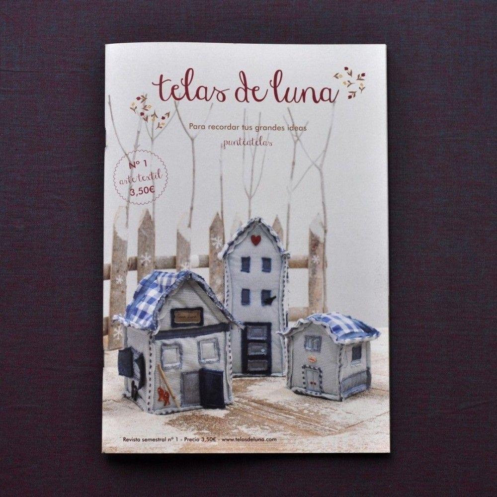 Revista Telas de Luna nº1