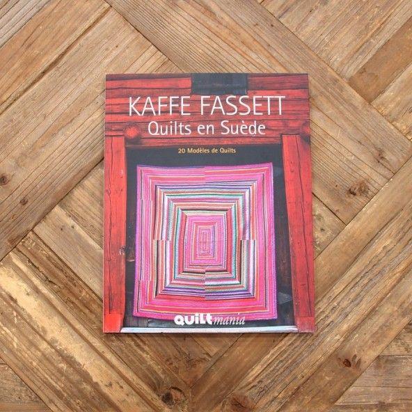 Kaffe Fassett. Quilts en Suède