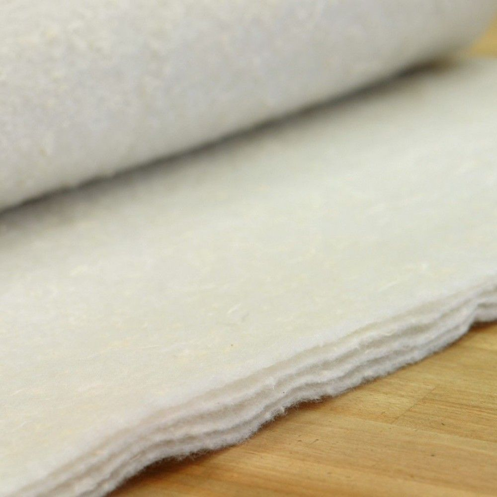 Boata de algodón prensado por metros