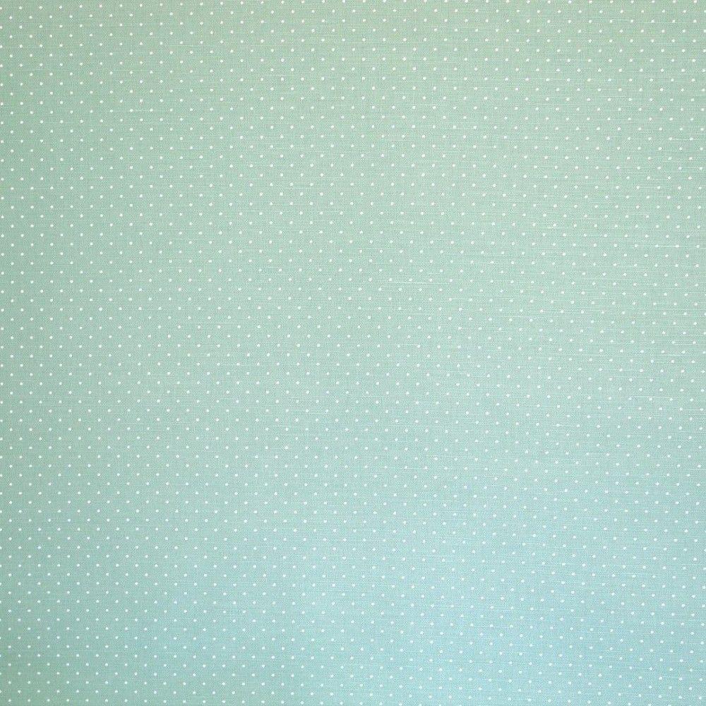 Tela lino topo blanco fondo verde