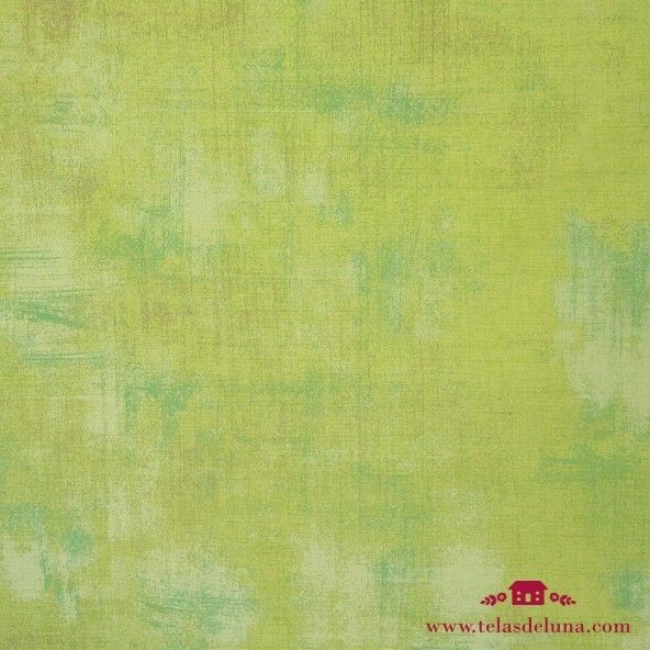Tela vintage amarillo verdoso