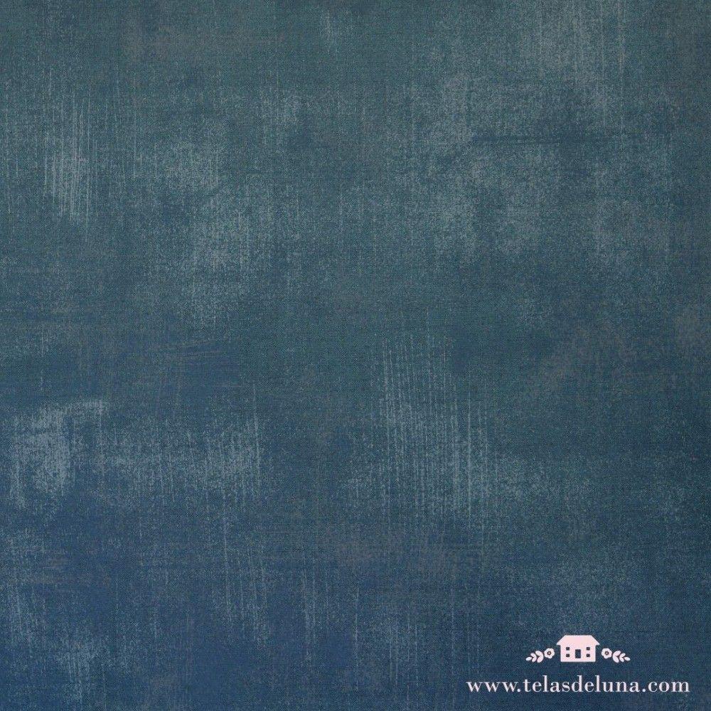 Tela vintage gris azulado