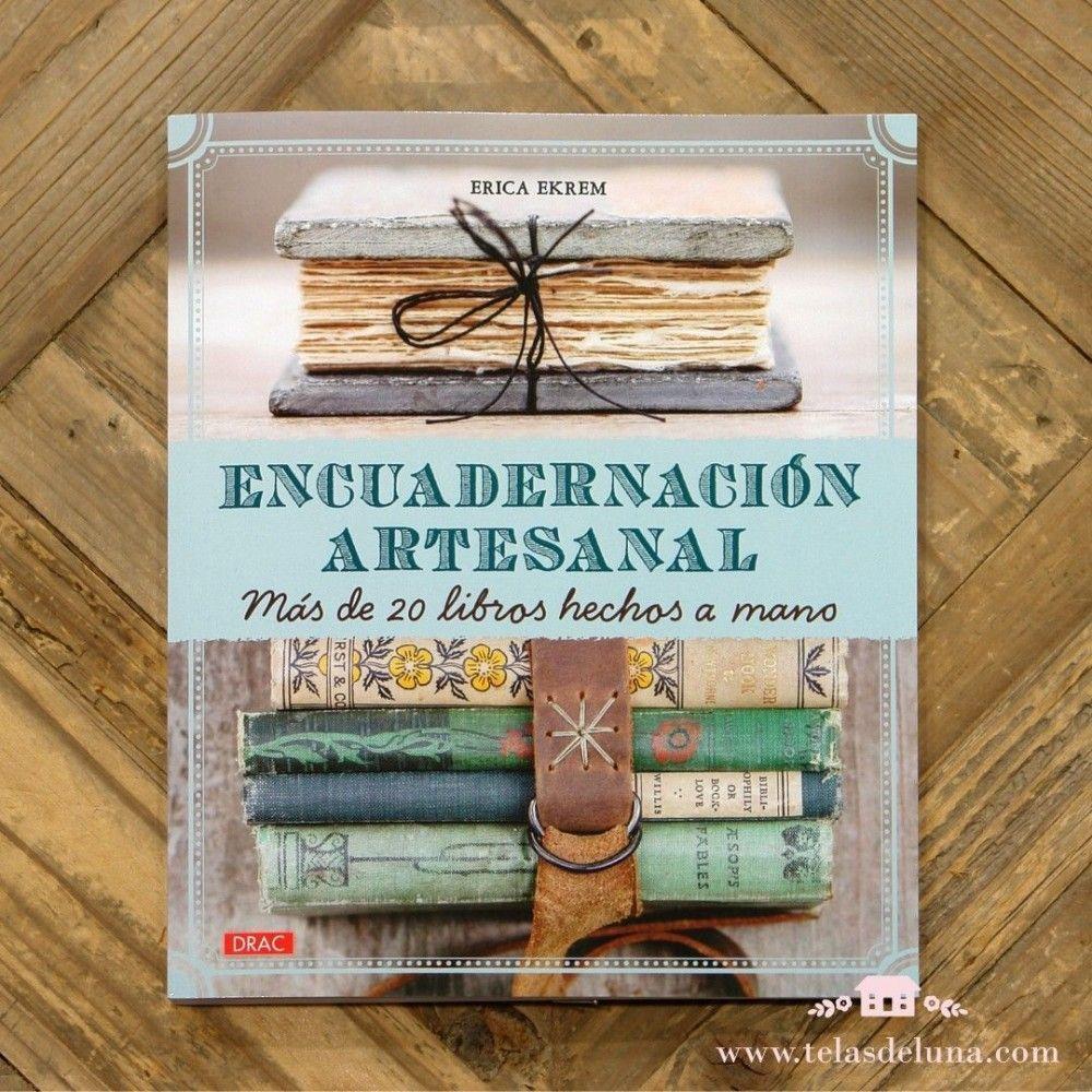 Encuadernación artesanal