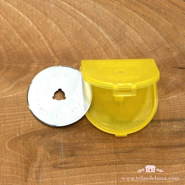 Cuchilla de repuesto para cúter Olfa circular 60 mm