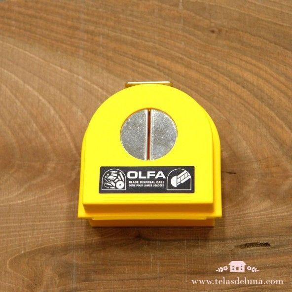 Caja para cuchillas 80 mm.