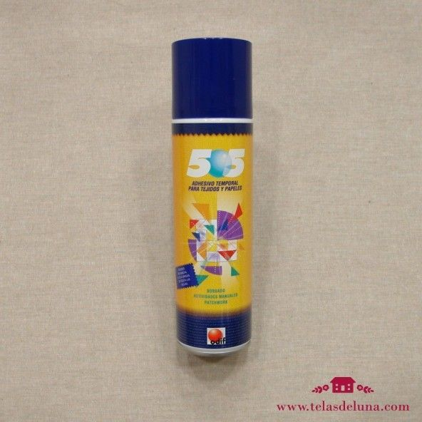Spray adhesivo temporal 250 ml