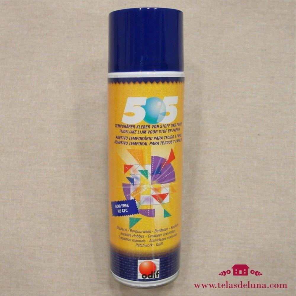 Spray adhesivo temporal 500 ml
