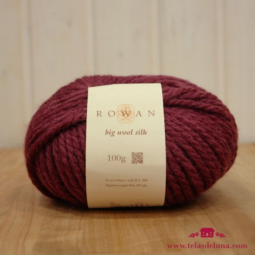Lana Rowan Big Wool Silk 708