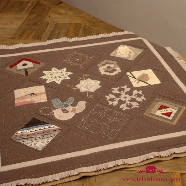 Kit Quilt Remate final / con telas