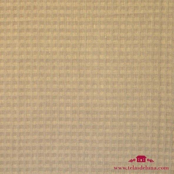 Tela japonesa tramada gris con cuadradados