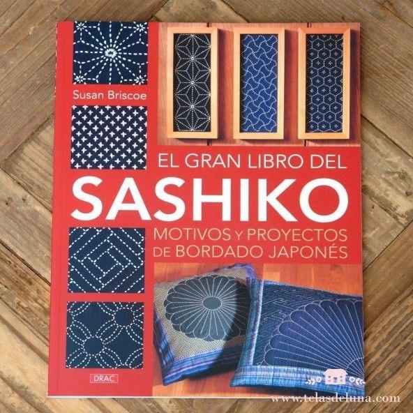 El gran libro del Sashiko
