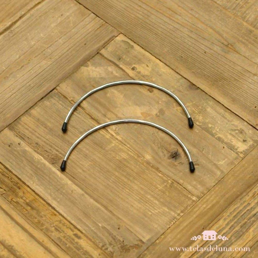 Boquilla redonda cremallera 15x7cm