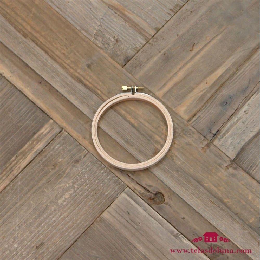 Bastidor redondo madera de haya 10 cm