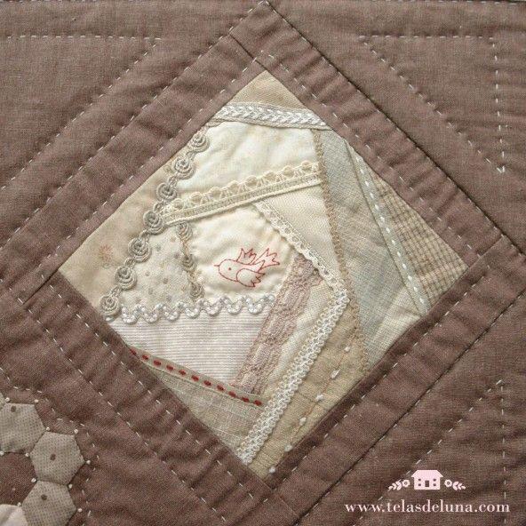 Kit Quilt Bloque 3 / con telas