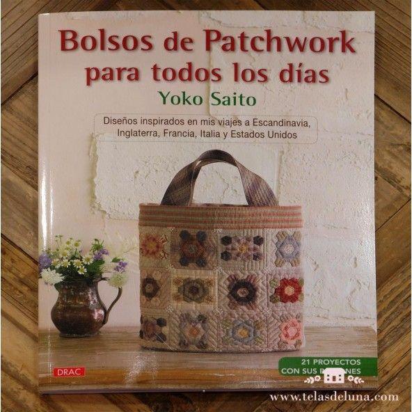Bolsos de Patchwork para todos los dias