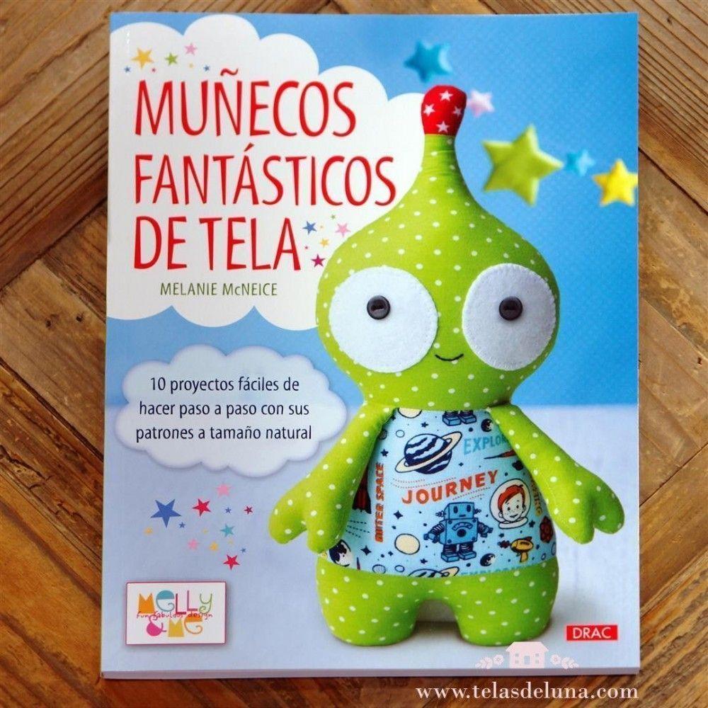 Muñecos Fantasticos de Tela