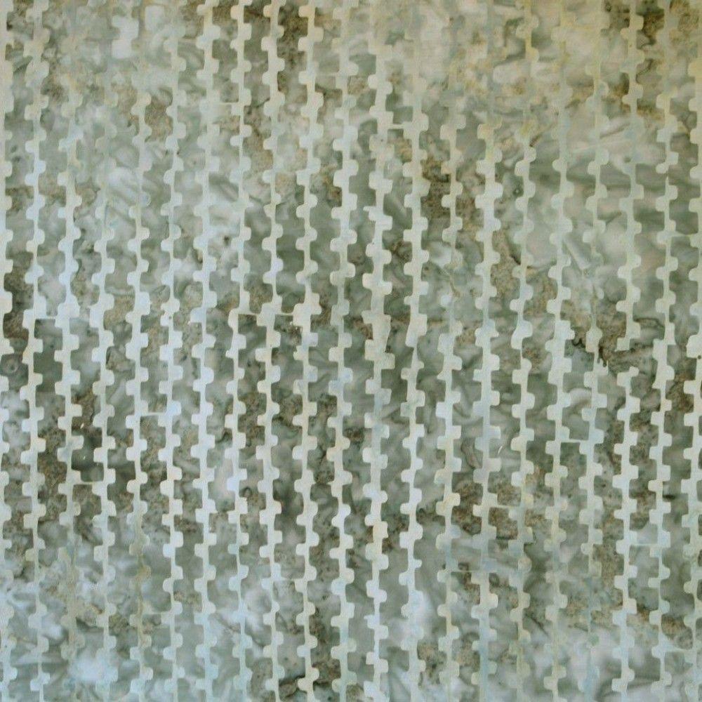 Tela batik gris