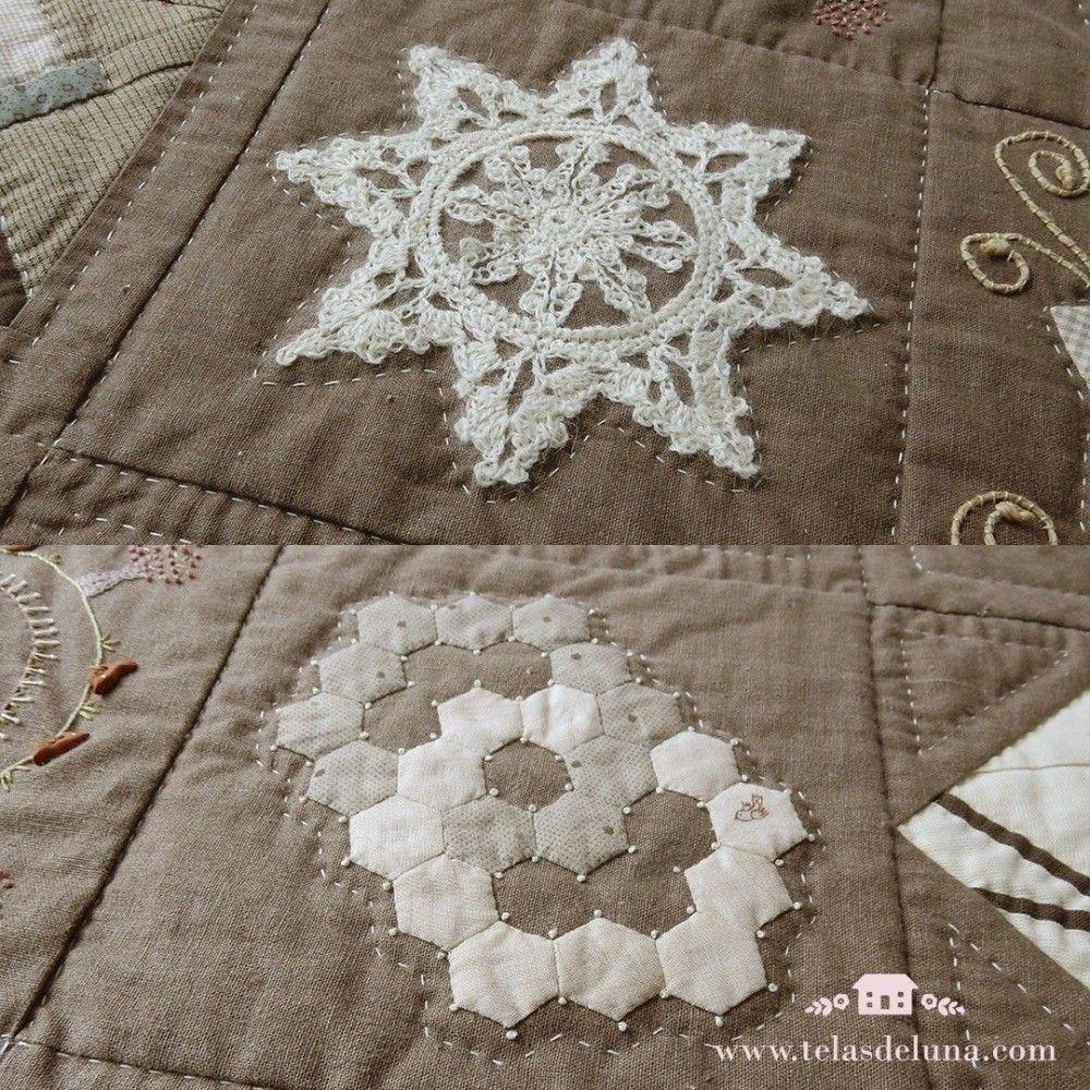 Kit Quilt Bloque 4 y 5 Próximamente / con telas