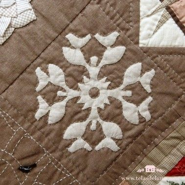 Kit Quilt Bloque 10 / con telas